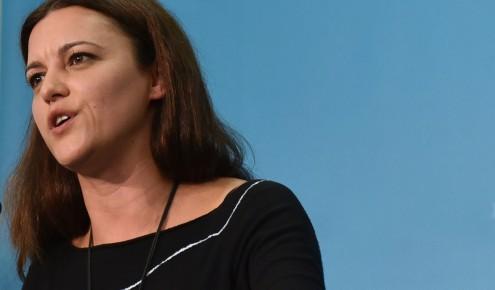 Marisa Matias, foto de Paulete Matos.