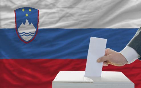 Nas eleições de 3 de junho de 2018 na Eslovénia, a direita populista triunfou, mas o quadro partidário é muito fragmentado. A Esquerda (Levica) obteve um bom resultado