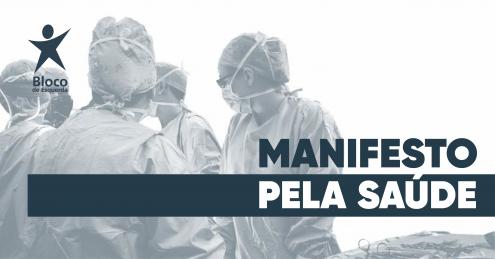 Manifesto pela Saúde: as propostas do Bloco para reforçar já o SNS