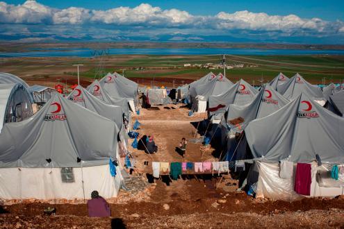 A Turquia acolhe atualmente cerca de 2 milhões de sírios - Foto ACNUR
