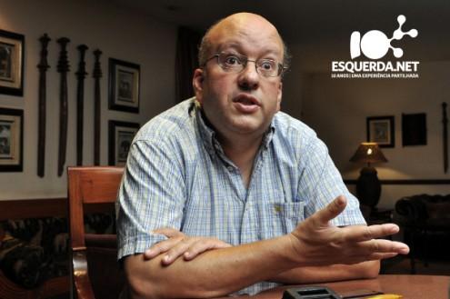 Francisco Ferreira, 2012 – Foto de António Silva/Lusa (arquivo)
