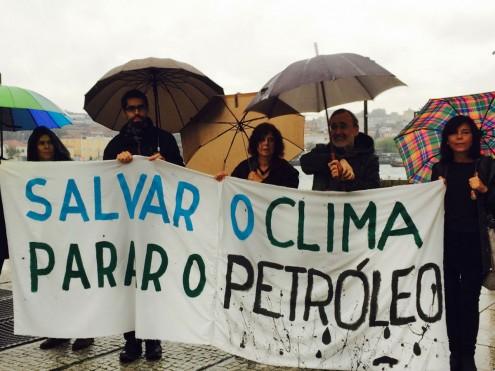Salvar o Clima/Parar o Petróleo