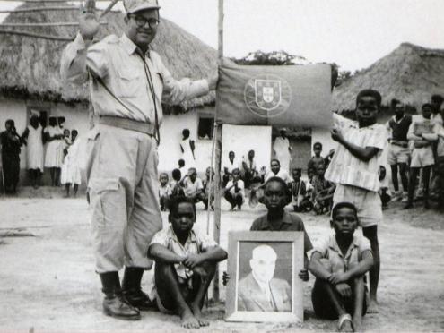 A descolonização portuguesa e as feridas por sarar