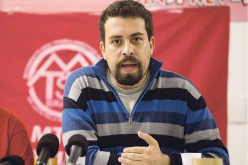 Entrevista com Guilherme Boulos sobre as perspetivas para 2018 no Brasil