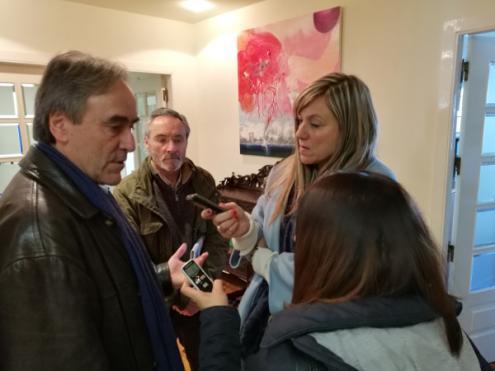"""O deputado Heitor de Sousa acusa a administração do CHO de """"uma violação da lei a vários níveis"""" para não cumprir as 35 horas"""