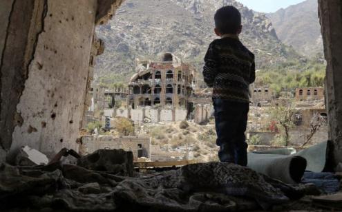 Apelos ao cessar-fogo são ignorados no Iémen