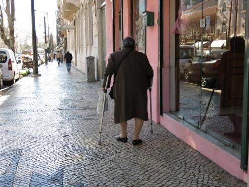 Idosos portugueses são dos menos saudáveis em toda a Europa