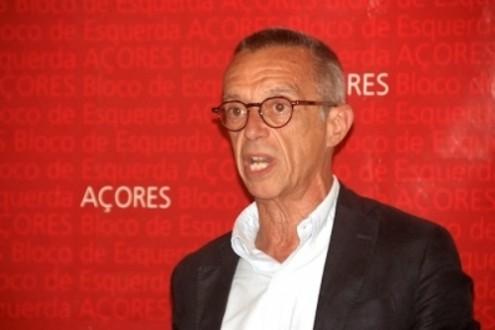 O arquiteto Kol de Carvalho encabeça a lista do Bloco de Esquerda à Câmara de Ponta Delgada
