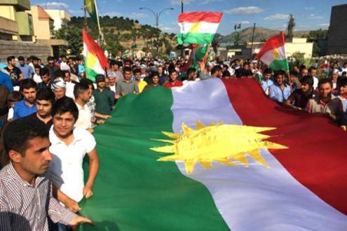 Resultado de imagem para referendo curdistão