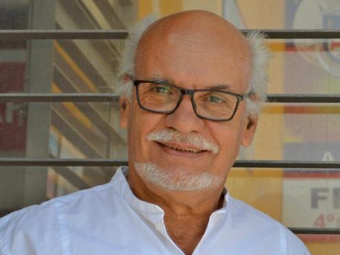 Luís Cordeiro (1953-2018), vereador independente do Bloco de Esquerda no concelho do Seixal