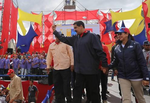 """Nicolás Maduro diz que Assembleia Constituinte não será eleita e """"não será de partidos"""""""