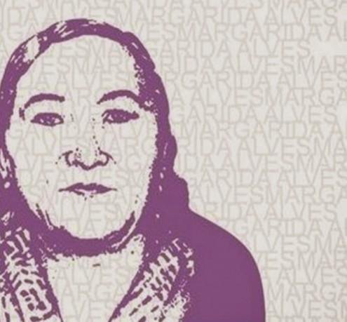 Primeira mulher a presidir o Sindicato dos Trabalhadores Rurais de Alagoa Grande, na Paraíba, a líder sindical paraibana Margarida Maira Alves, assassinada em 12 de agosto de 1983, na porta de casa, em frente ao marido e o filho pequeno