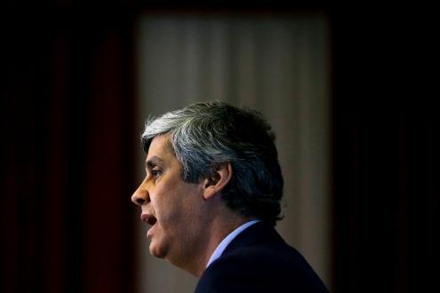 Mário Centeno - Foto de José Sena Goulão/Lusa (arquivo)
