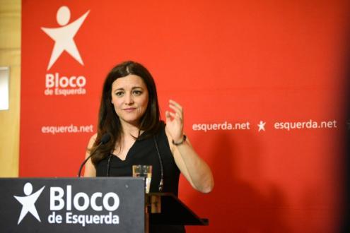 Marisa Matias - Foto de Paula Nunes