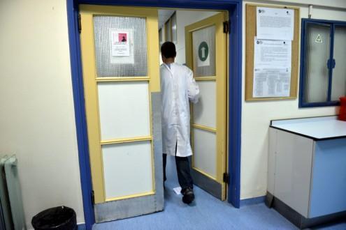 """Médicos lutam pela """"reposição de enquadramentos laborais que existiam antes da ´troika´ e cujo términos estava previsto para 2015"""", segundo a FNAM – Foto de Paulete Matos"""