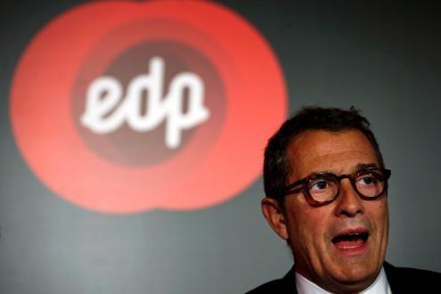 António Mexia presidente executivo da EDP 3 de março de 2016