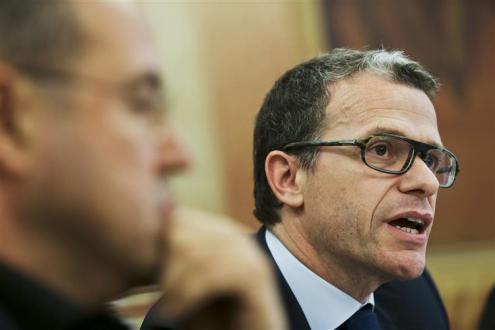 Gonçalo Reis, Presidente do Conselho de Administração da RTP. Foto de Miguel A. Lopes/Lusa.