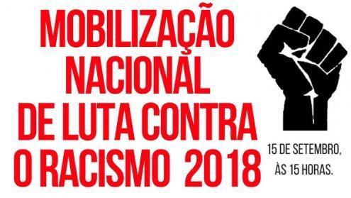 Próximo sábado, 15 de setembro, às 15h em Braga (Av. Central/Chafariz), Lisboa (Rossio/Largo D. Domingos) e Porto (Praça da República)