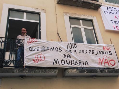 Moradores da Mouraria vão poder continuar nas suas casas