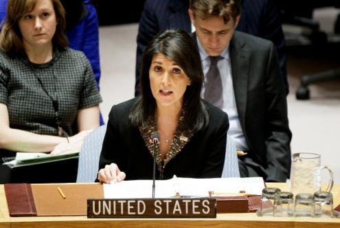 EUA cortam 285 milhões de dólares à ONU