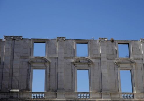 Palácio da Ajuda, por Tiago Petinga - Lusa