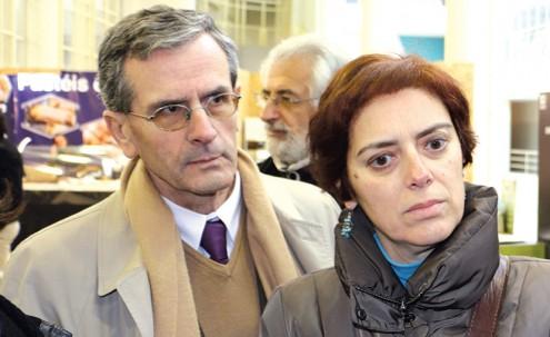 Paula Nogueira e António Lima são os cabeças de lista da candidatura bloquista à Câmara e à Assembleia Municipal de Braga, respetivamente