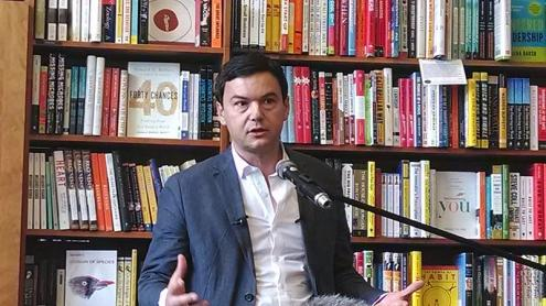 Thomas Piketty. Foto de Sue Gardner