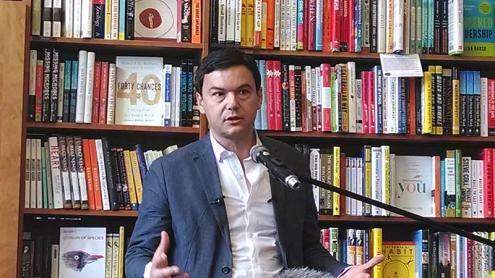 Thomas Piketty. Foto de Sue Gardner
