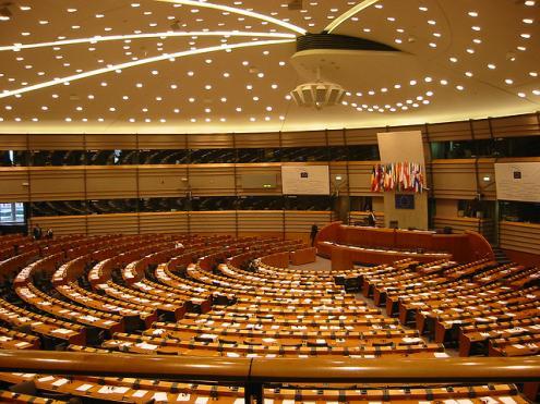 Parlamento Europeu por Kyle Taylor Creative Commons Atribuição