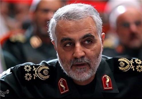 O general iraniano Qassim Suleimani passou mais tempo no Iraque que no Irão desde o verão do ano passado. Foto Isna
