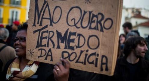 Resultado de imaxes para SOS Racismo denuncia agressão policial na Baixa da Banheira