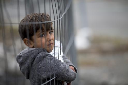 A crise dos refugiados agudizou-se e o exemplo é Moria
