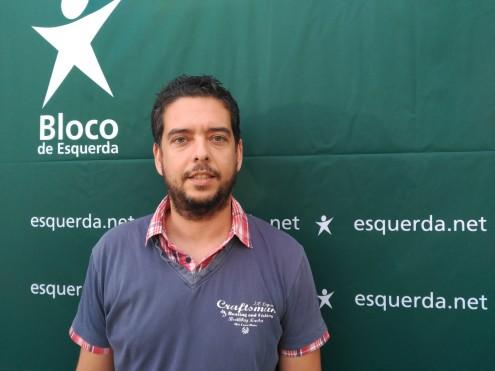 Romão Ramos é o candidato do Bloco à Câmara Municipal de Sousel