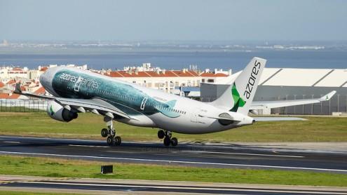 Tripulantes de cabine acusam a SATA de não cumprir o acordo de empresa - Foto de Gustavo H. Braga/flickr
