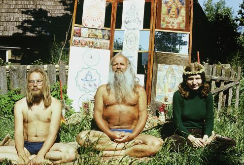 Os hippies soviéticos