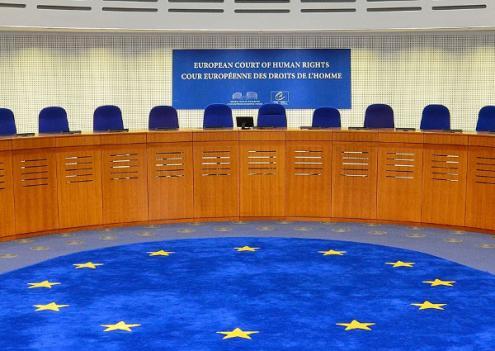 Tribunal Europeu dos Direitos Humanos – Foto de Adrian Grycuk/wikipedia