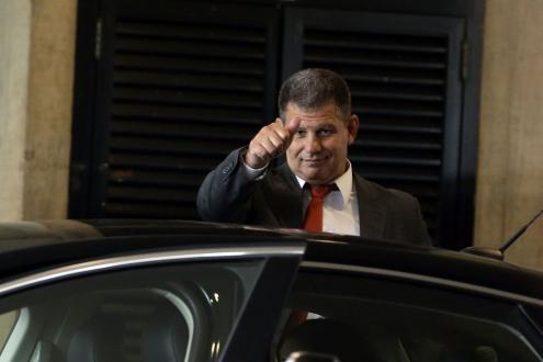 Gustavo Bebianno aguentou-se apenas 48 dias no governo. Foto de Valter Campanato, Agência Brasil