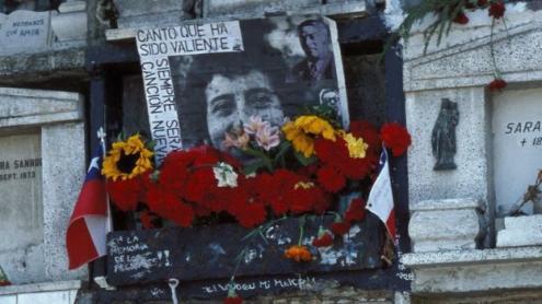 Oito militares condenados pelo homicídio de Victor Jara