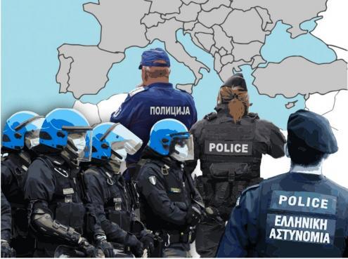 """""""As autoridades devem abordar as preocupações sobre racismo institucional, preconceito racial e discriminação dentro da polícia que caraterizaram a sua resposta à pandemia da covid-19"""", destaca a AI no relatório"""