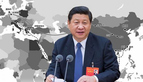 A nova rota da seda constitui a estratégia expansionista mundial de Xi Jinping