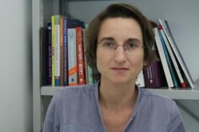 Isabel Soares da Silva. Foto do site da Universidade do Minho