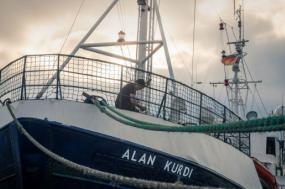 Navio Alan Kurdi. Foto sea-eye.org.