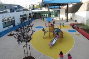 Jardim de infância do Lumiar. Foto CML.