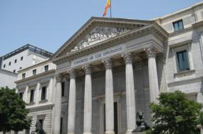 Congresso dos Deputados, Madrid. Foto de Luis Modino Martínez/Flickr.