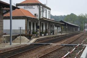 Estação de Livração, 2016. Foto de FF Mira/Wikimedia Commons.