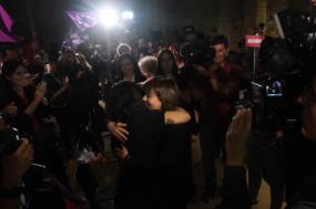 Bloco é terceira força em noite marcada pela derrota da direita