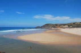 Praia da Amoreira, Aljezur