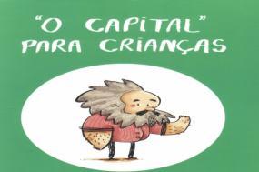 Capa de O Capital para Crianças