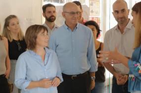 """""""Precisamos de garantir a todo o país a mudança que trouxemos às escolas de Lisboa"""""""