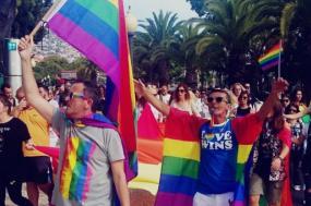 Marcha do Orgulho LGBTI+ no Funchal junta 500 pessoas